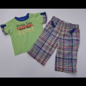 Baby Guess Outfit Size 3-6 Months